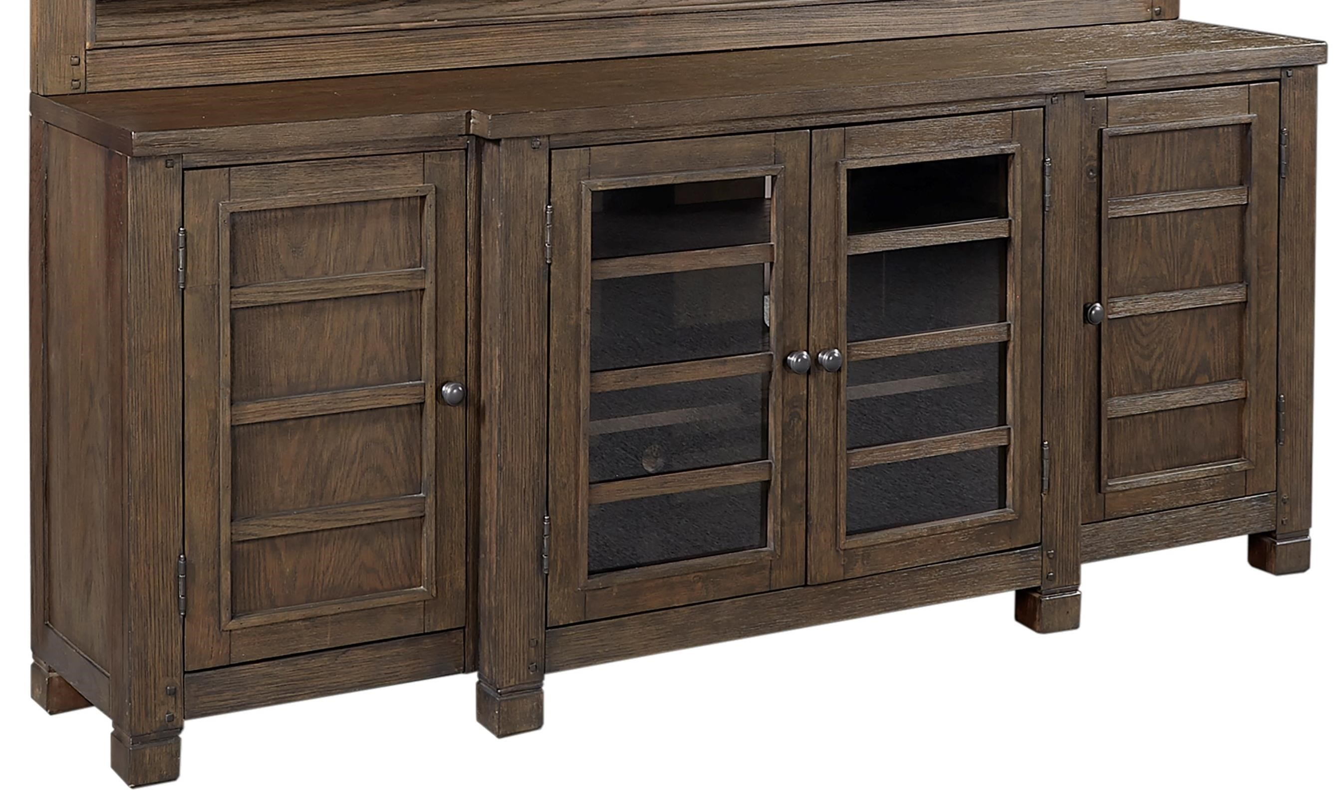 """Tucker 75"""" Console  by Aspenhome at Stoney Creek Furniture"""