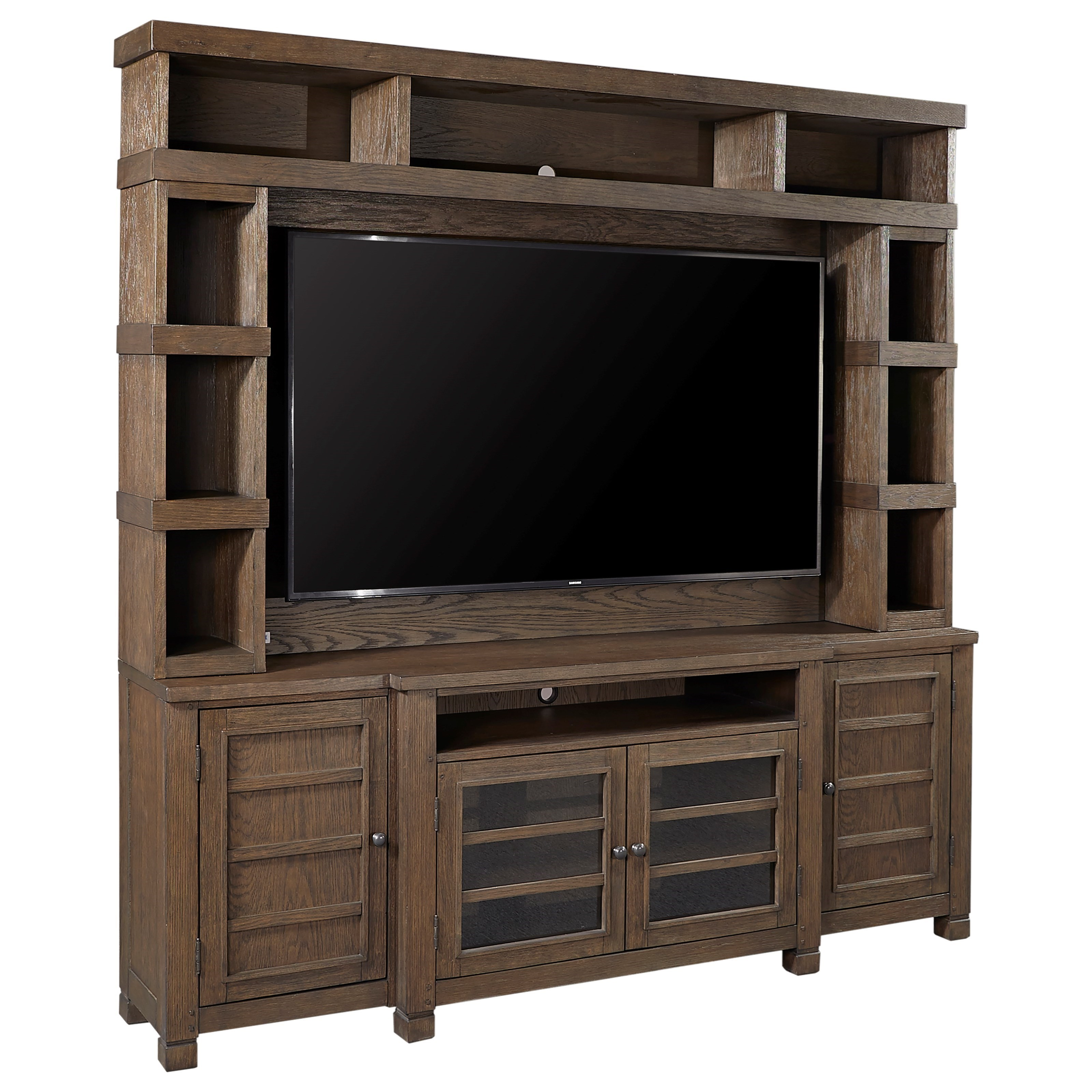 """Tucker 84"""" Console and Hutch by Hills of Aspen at Ruby Gordon Home"""