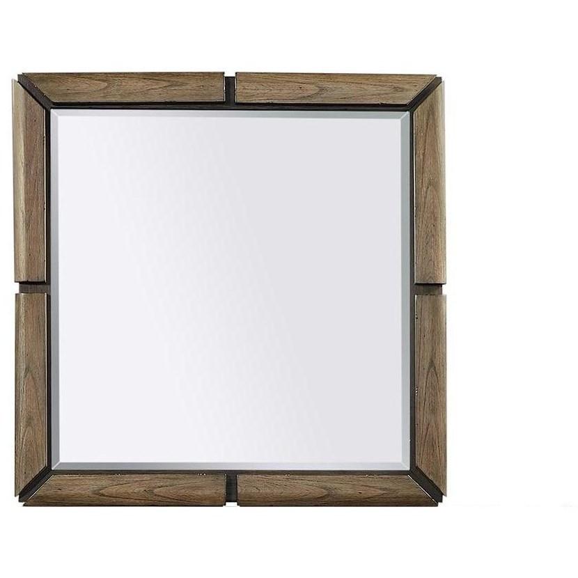 Westlake Mirror  by Aspenhome at Walker's Furniture