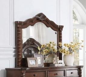 611 Montarosa Mirror by Austin Group at Furniture Fair - North Carolina