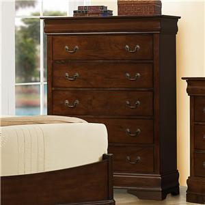 Austin Group Big Louis 6-Drawer Chest