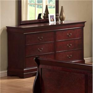 Austin Group Bordeaux  Dresser
