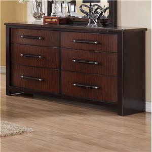 Austin Group Cavalier Dresser