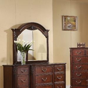 Austin Group Haston Grove Beveled Mirror