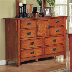 Austin Group La Mesa Dresser