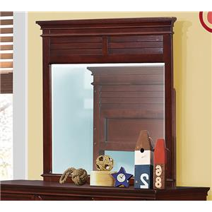 Austin Group Skylar Traditional Mirror