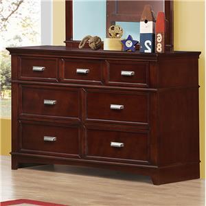Austin Group Skylar Traditional Dresser