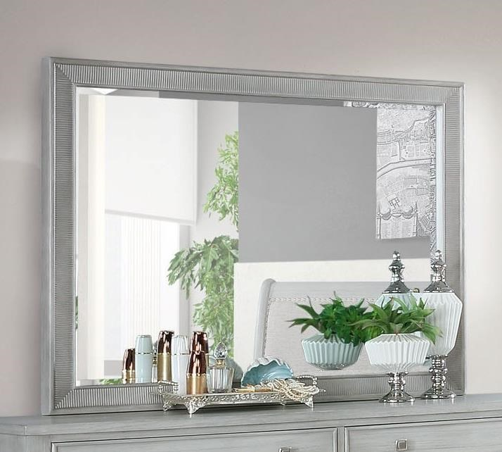 B00191 Dresser Mirror by Avalon Furniture at Household Furniture