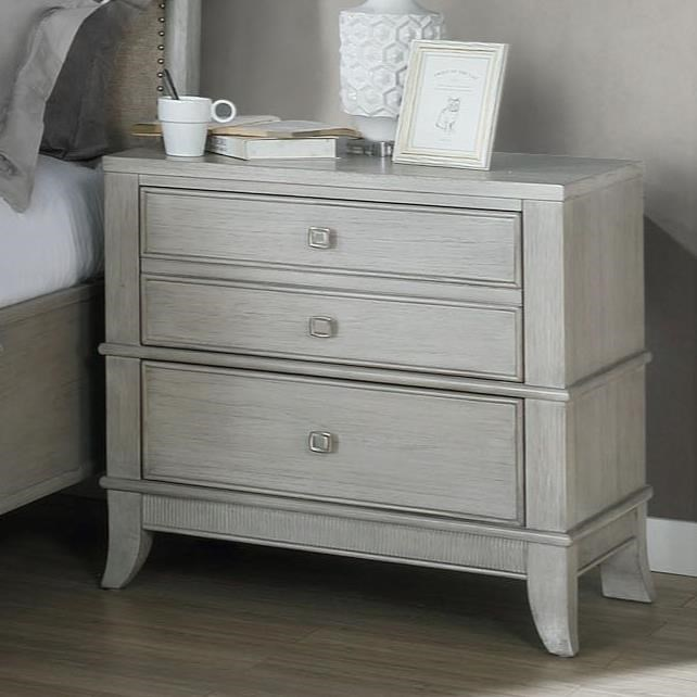 B00191 Nightstand by Avalon Furniture at Household Furniture