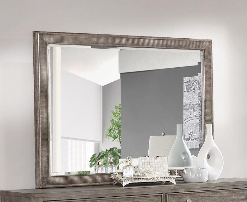 B00193 Dresser Mirror by Avalon Furniture at Household Furniture