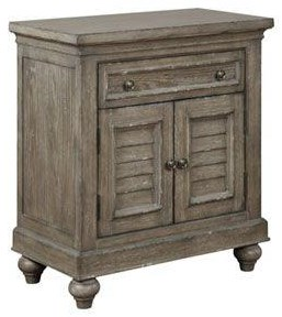 B0109 2 Drawer Nightstand by Avalon Furniture at Furniture Fair - North Carolina