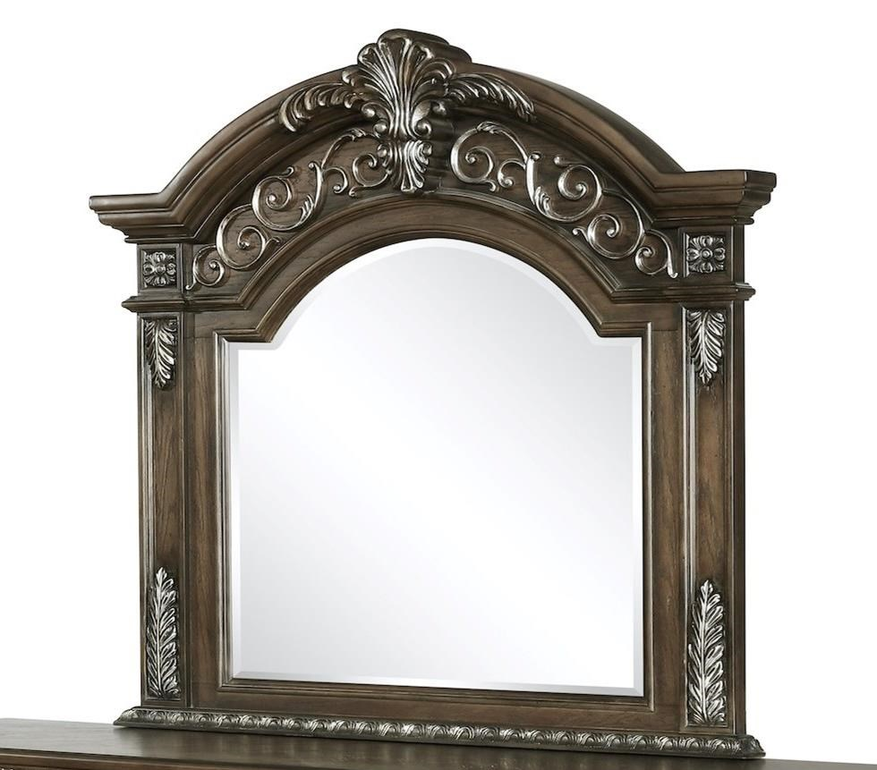 B01920 Mirror  by Avalon Furniture at Wilcox Furniture