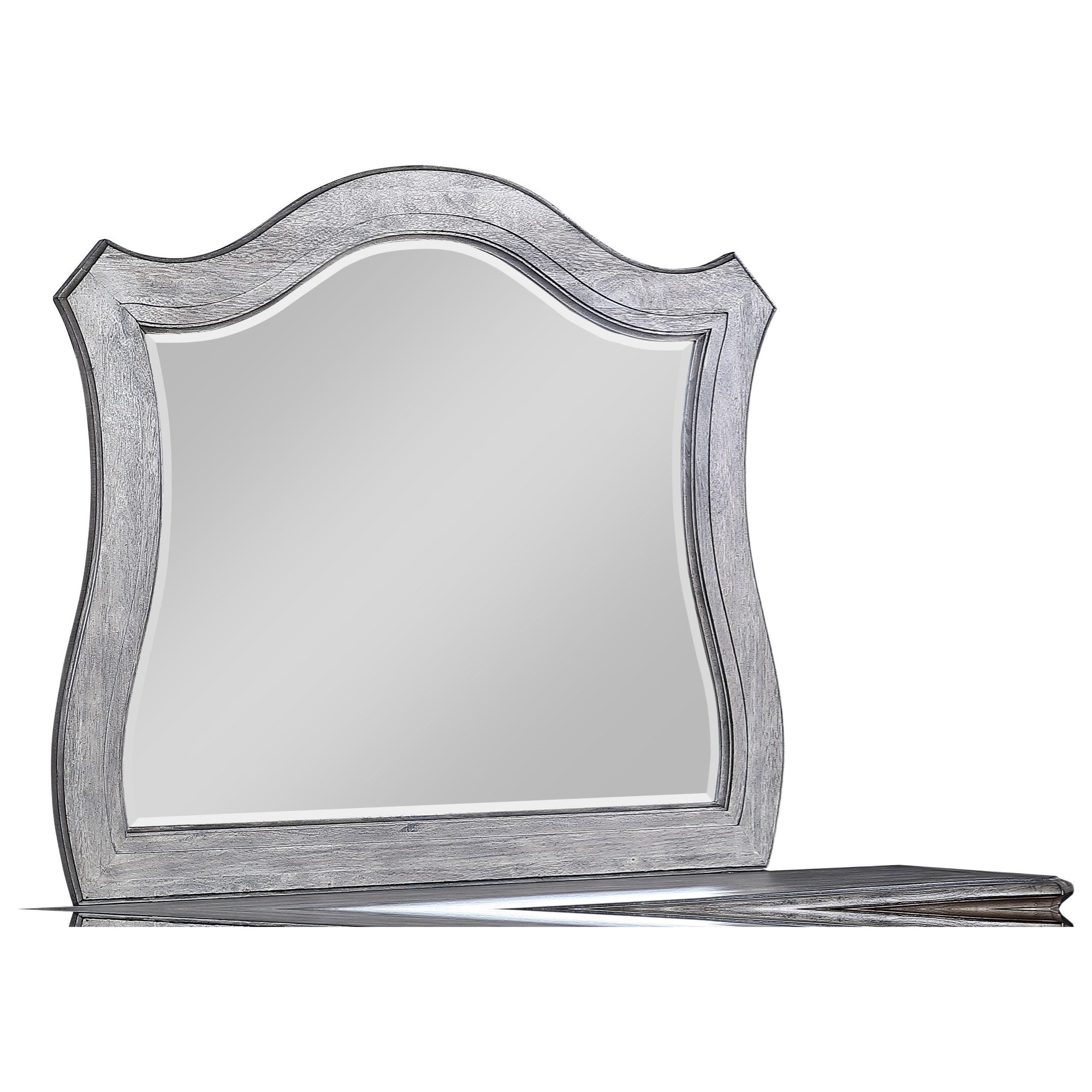 Lakeway Mirror by Avalon Furniture at Household Furniture