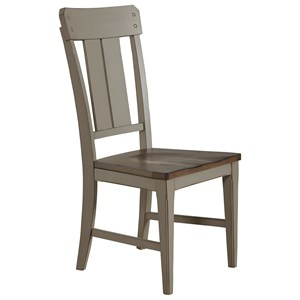 Two-Tone Dining Chair