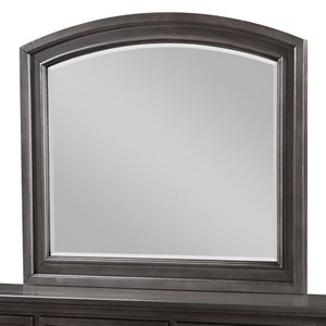 Traditional Arched Mirror
