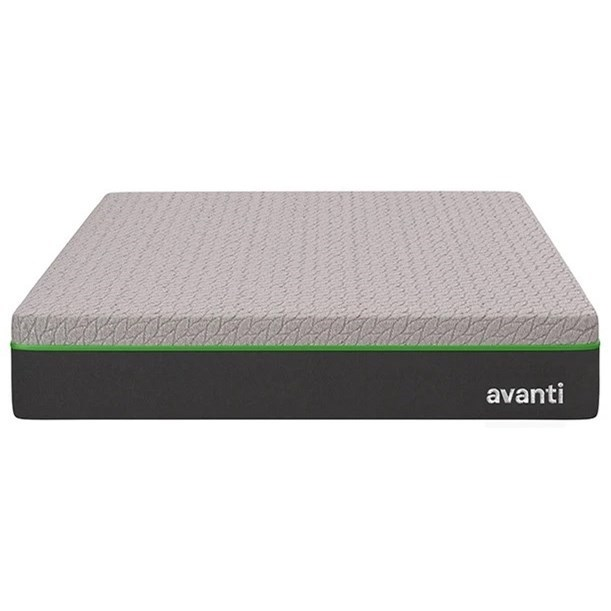 "Latexgel Full 11"" Latex Mattress by Avanti Sleep at Upper Room Home Furnishings"