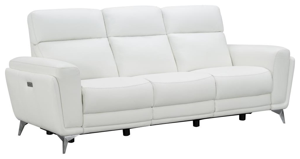 Cameron Power Sofa by Barcalounger at Johnny Janosik