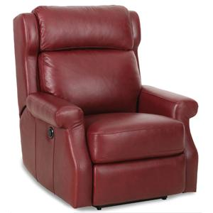 Barcalounger Casual Comfort Mitchell II Power Lay-Flat Recliner