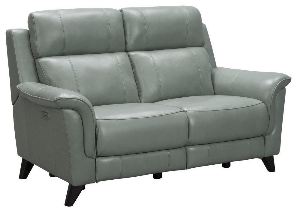 Kester Reclining Powered Headrest Loveseat by Barcalounger at Johnny Janosik