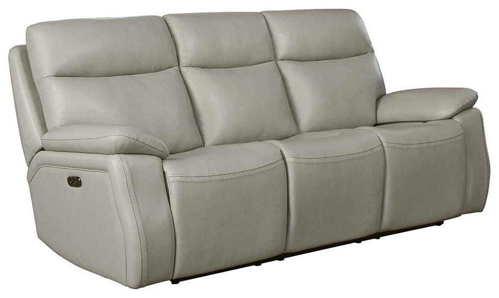 micah power sofa by Barcalounger at Johnny Janosik