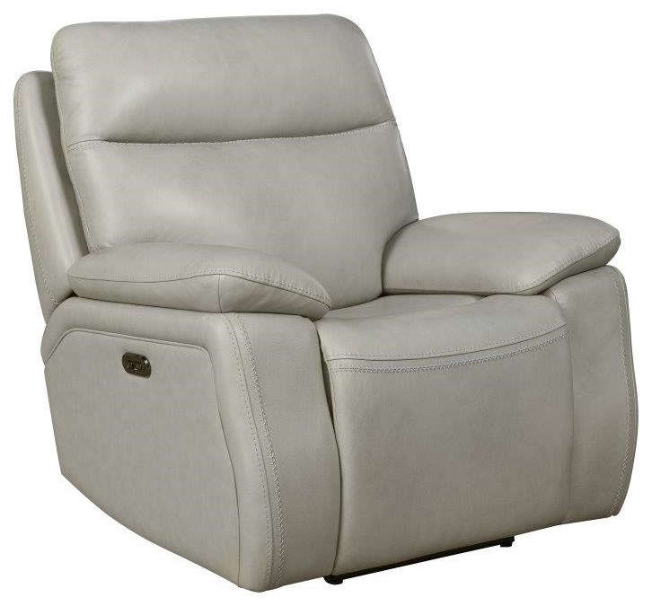 micah power recliner by Barcalounger at Johnny Janosik