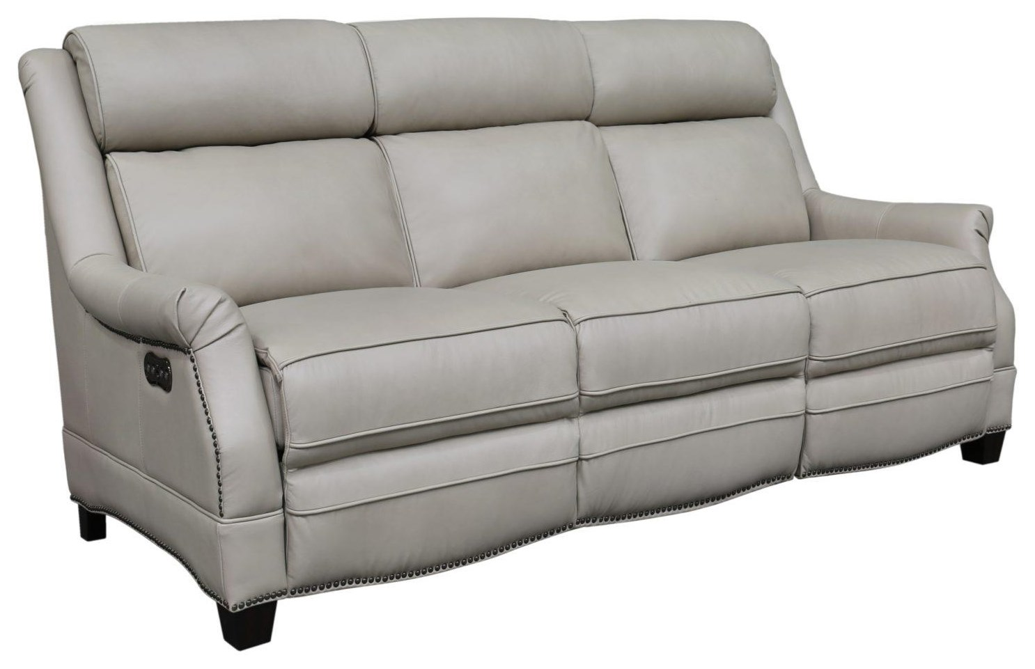 Warrendale power sofa by Barcalounger at Johnny Janosik