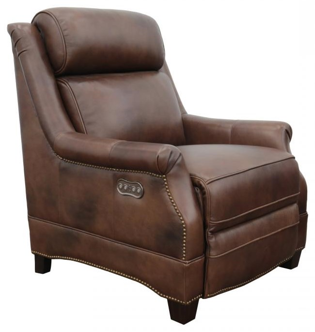 Warrendale power recliner by Barcalounger at Johnny Janosik