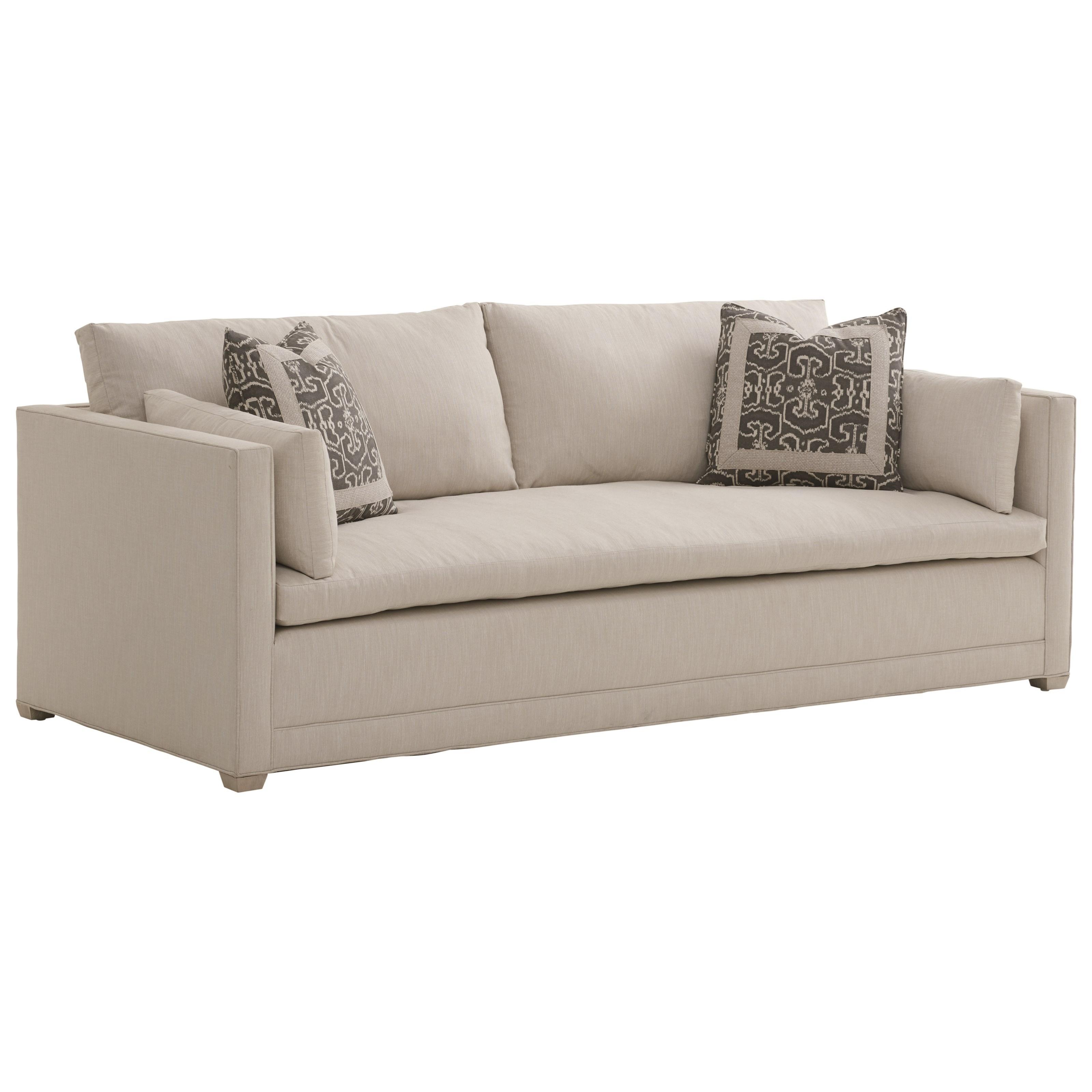 Barclay Butera Upholstery Colony Sofa by Barclay Butera at Baer's Furniture