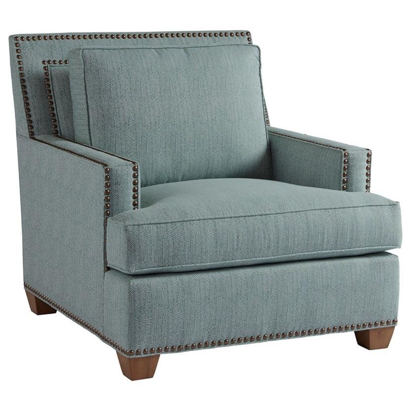 Barclay Butera Upholstery Morgan Chair by Barclay Butera at Baer's Furniture
