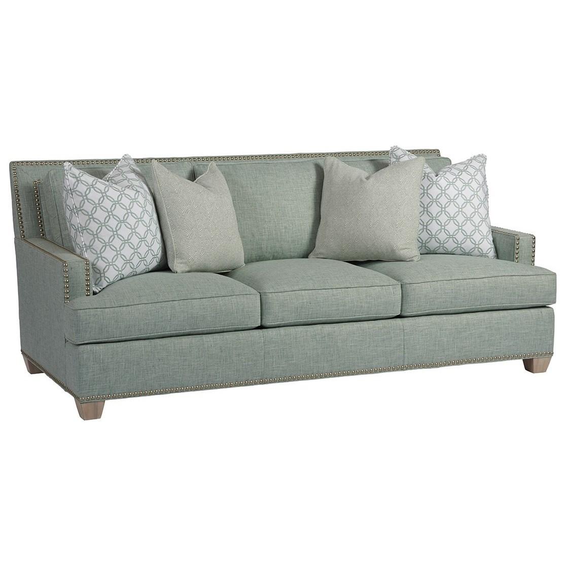 Barclay Butera Upholstery Morgan Sofa by Barclay Butera at Johnny Janosik