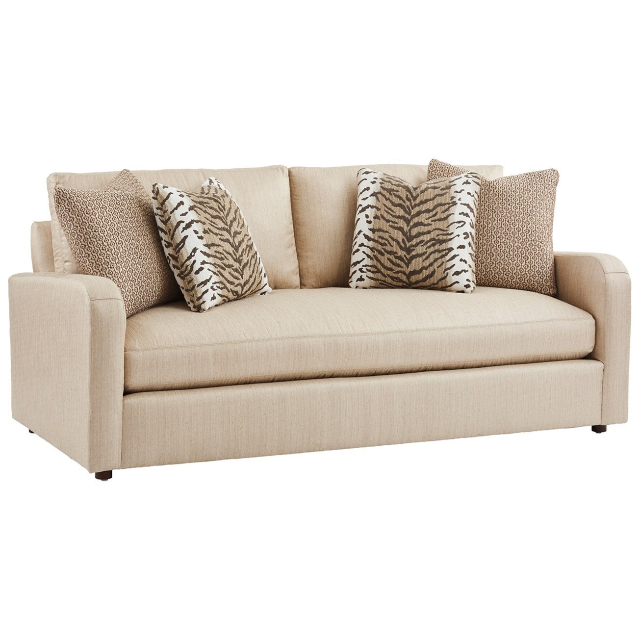 Barclay Butera Upholstery Terra Apartment Sofa by Barclay Butera at Baer's Furniture