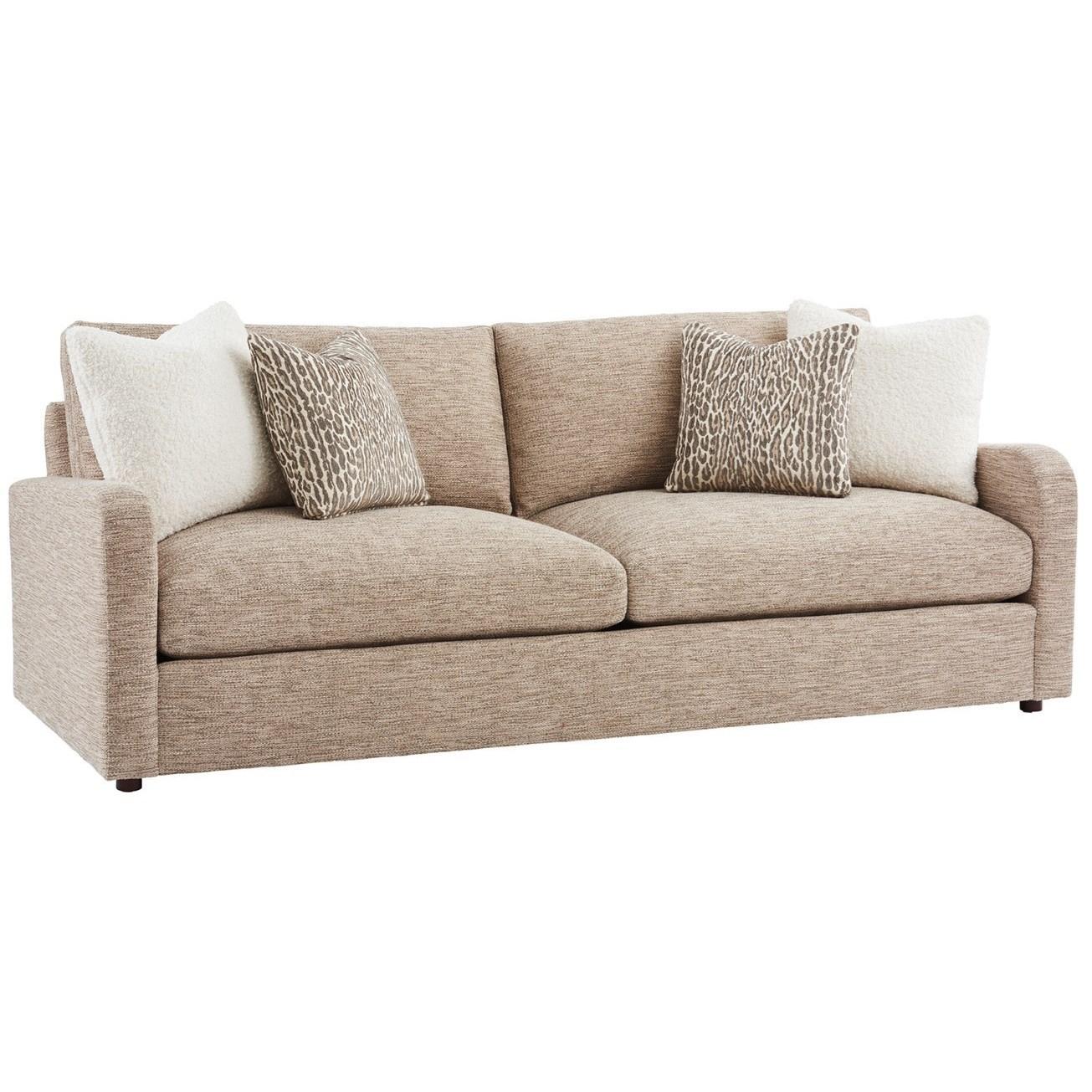 Barclay Butera Upholstery Grant Sofa by Barclay Butera at Baer's Furniture