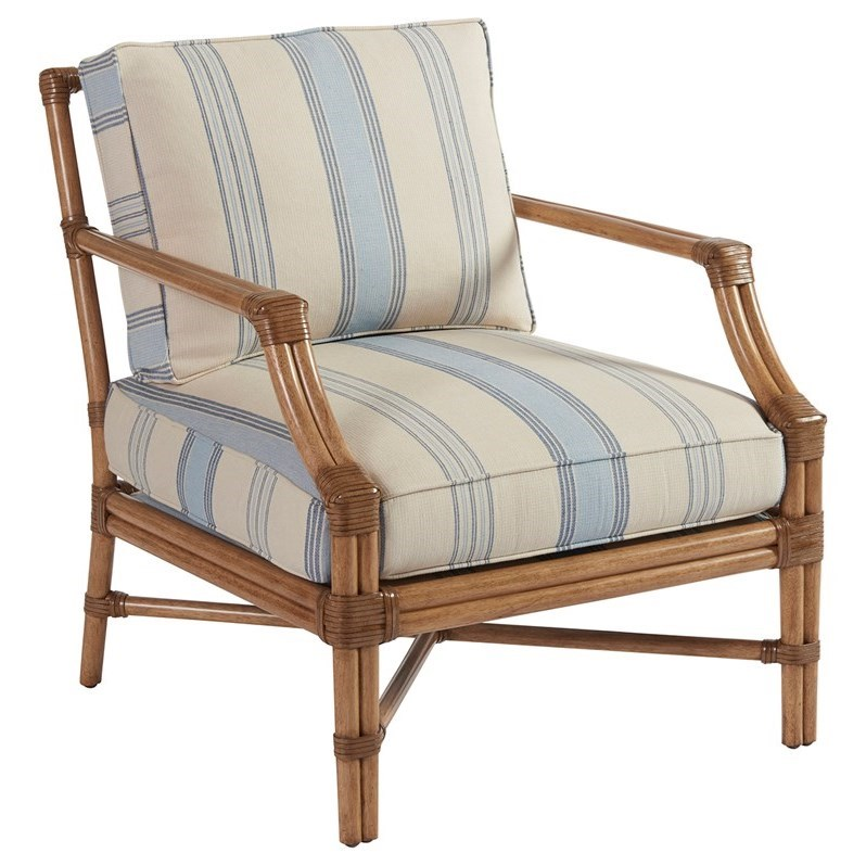 Barclay Butera Upholstery Redondo Chair by Barclay Butera at Baer's Furniture