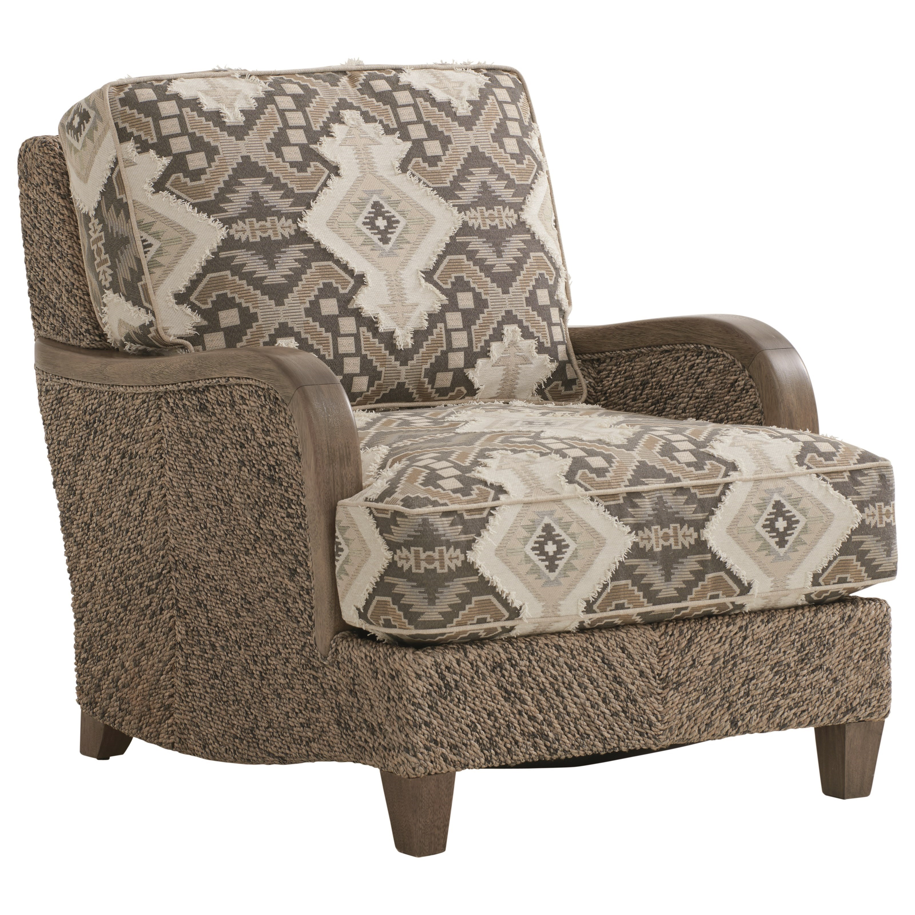 Barclay Butera Upholstery Thayer Chair by Barclay Butera at Baer's Furniture