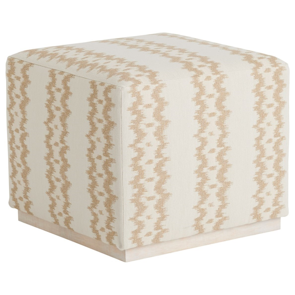 Barclay Butera Upholstery Colby Cube by Barclay Butera at Baer's Furniture