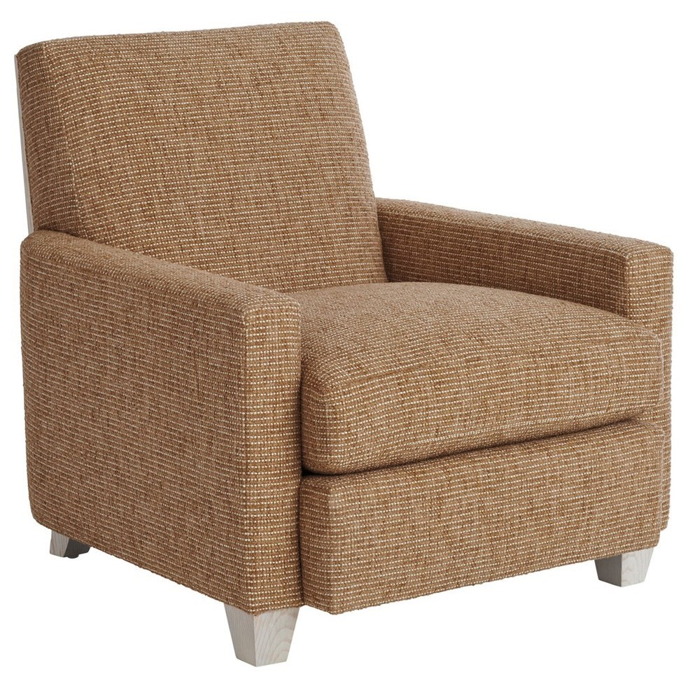 Barclay Butera Upholstery Vista Ridge Chair by Barclay Butera at Baer's Furniture