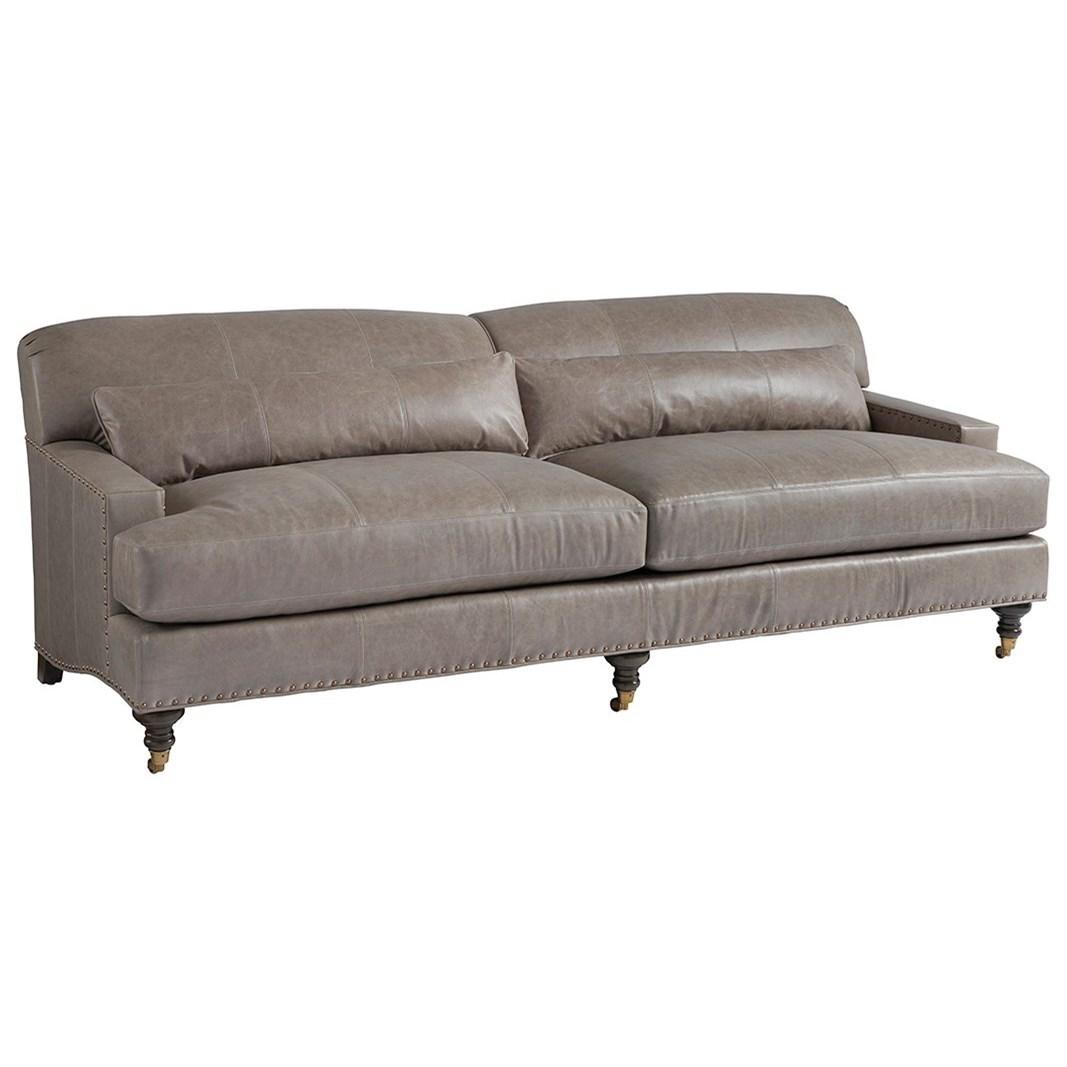 Barclay Butera Upholstery Oxford Sofa by Barclay Butera at Baer's Furniture