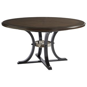 Layton 60 Inch Round Dining Table