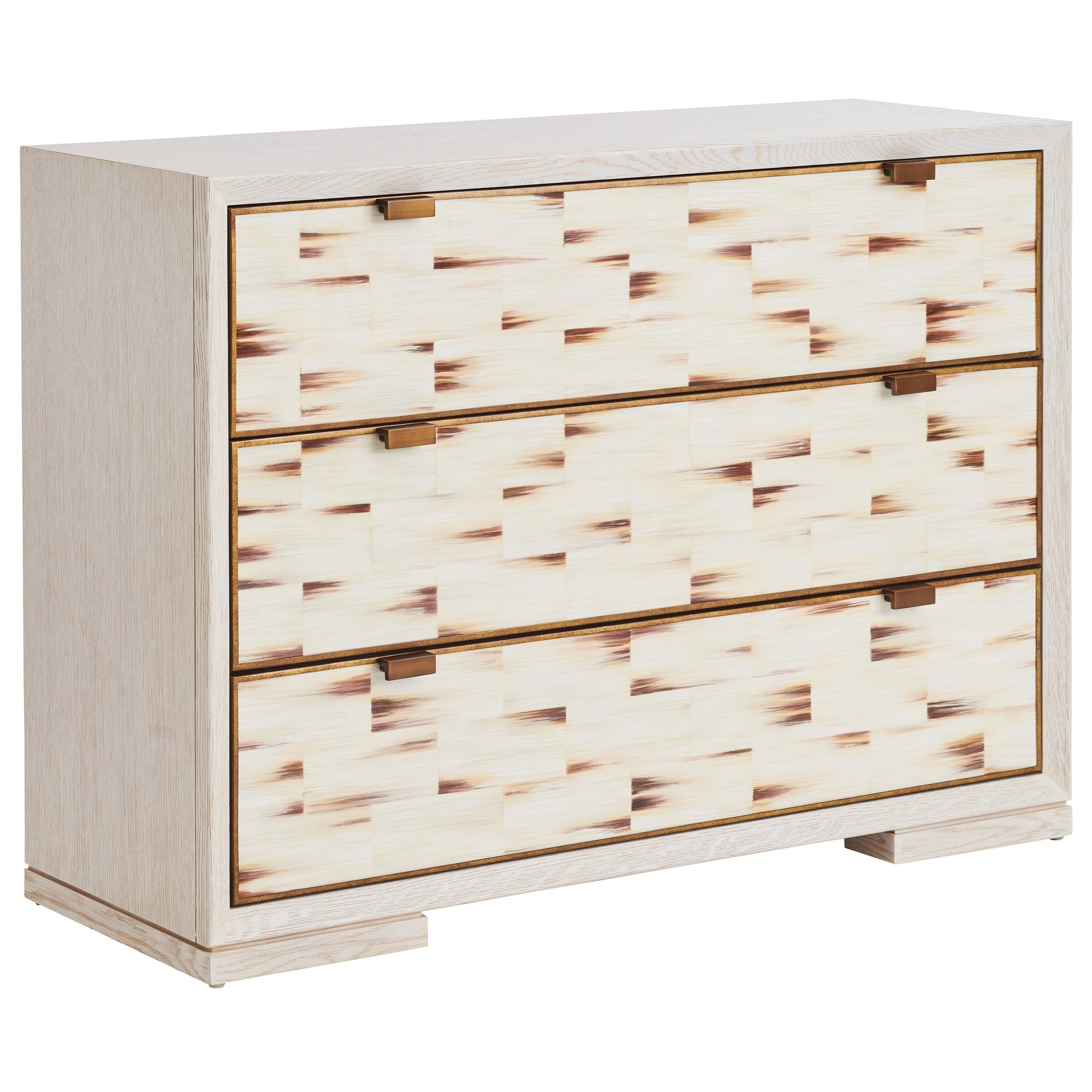 Carmel Dry Creek Hall Chest by Barclay Butera at Baer's Furniture