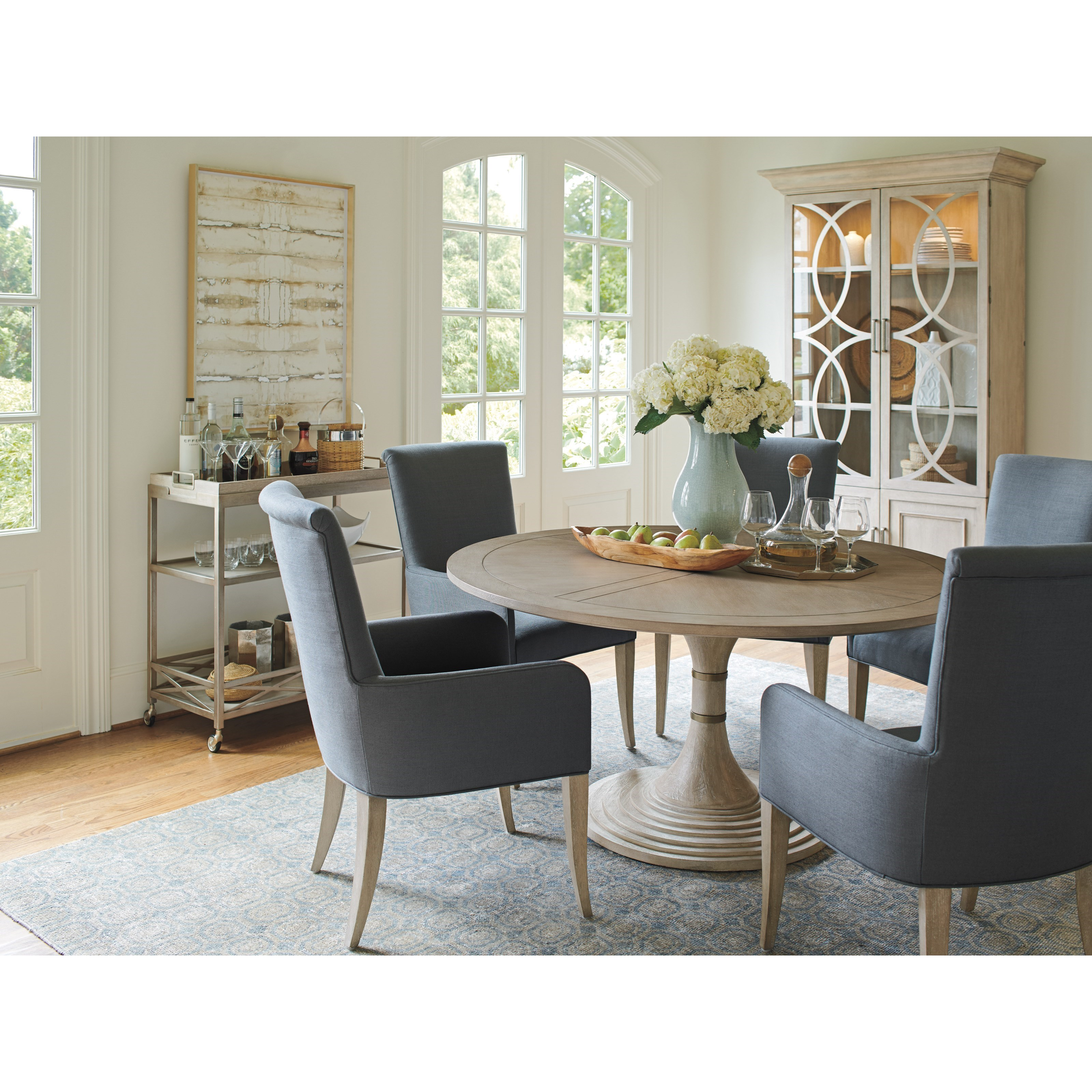 Malibu Casual Dining Room Group by Barclay Butera at Baer's Furniture