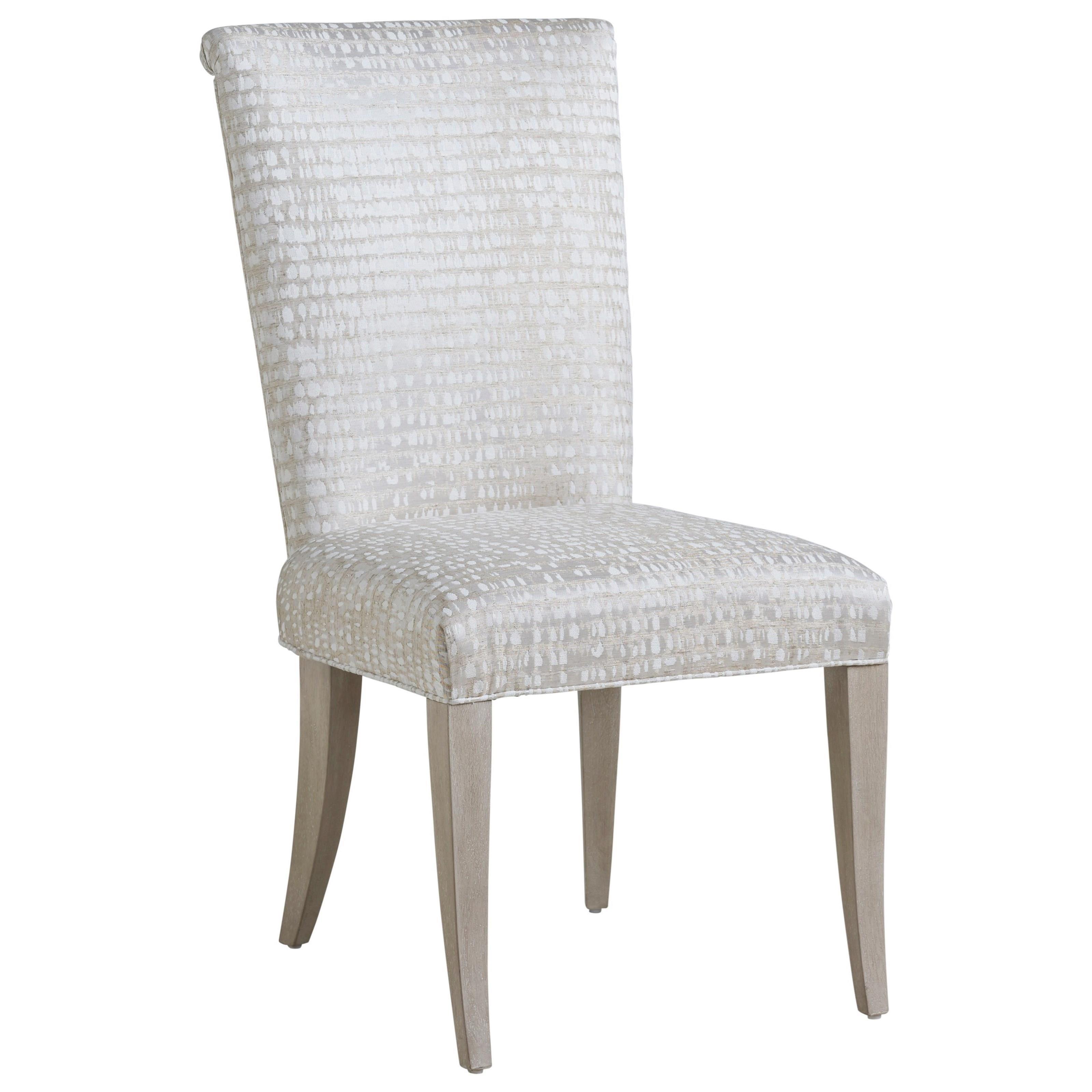 Malibu Serra Upholstered Side Chair by Barclay Butera at Baer's Furniture