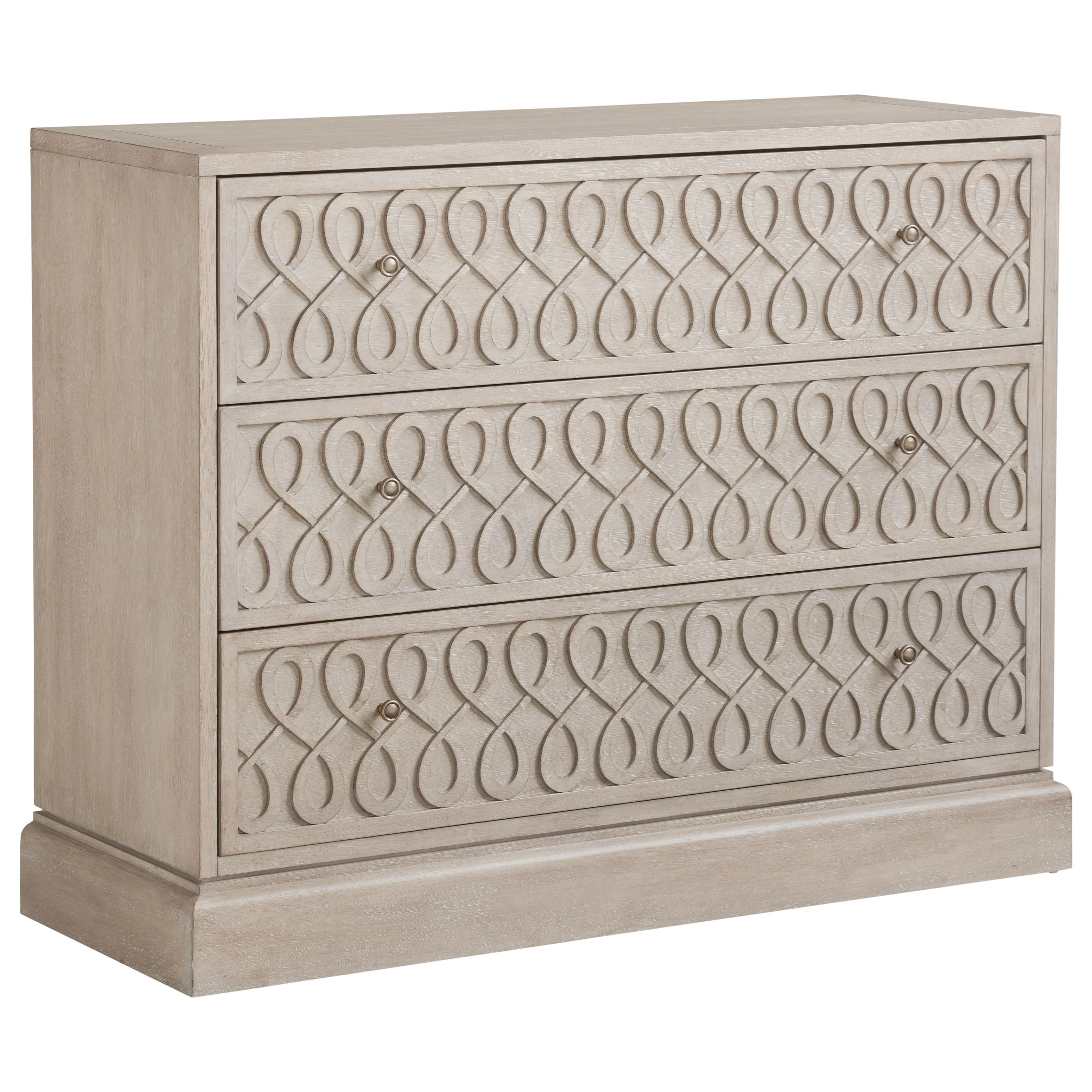 Malibu Adamson Hall Chest by Barclay Butera at Baer's Furniture