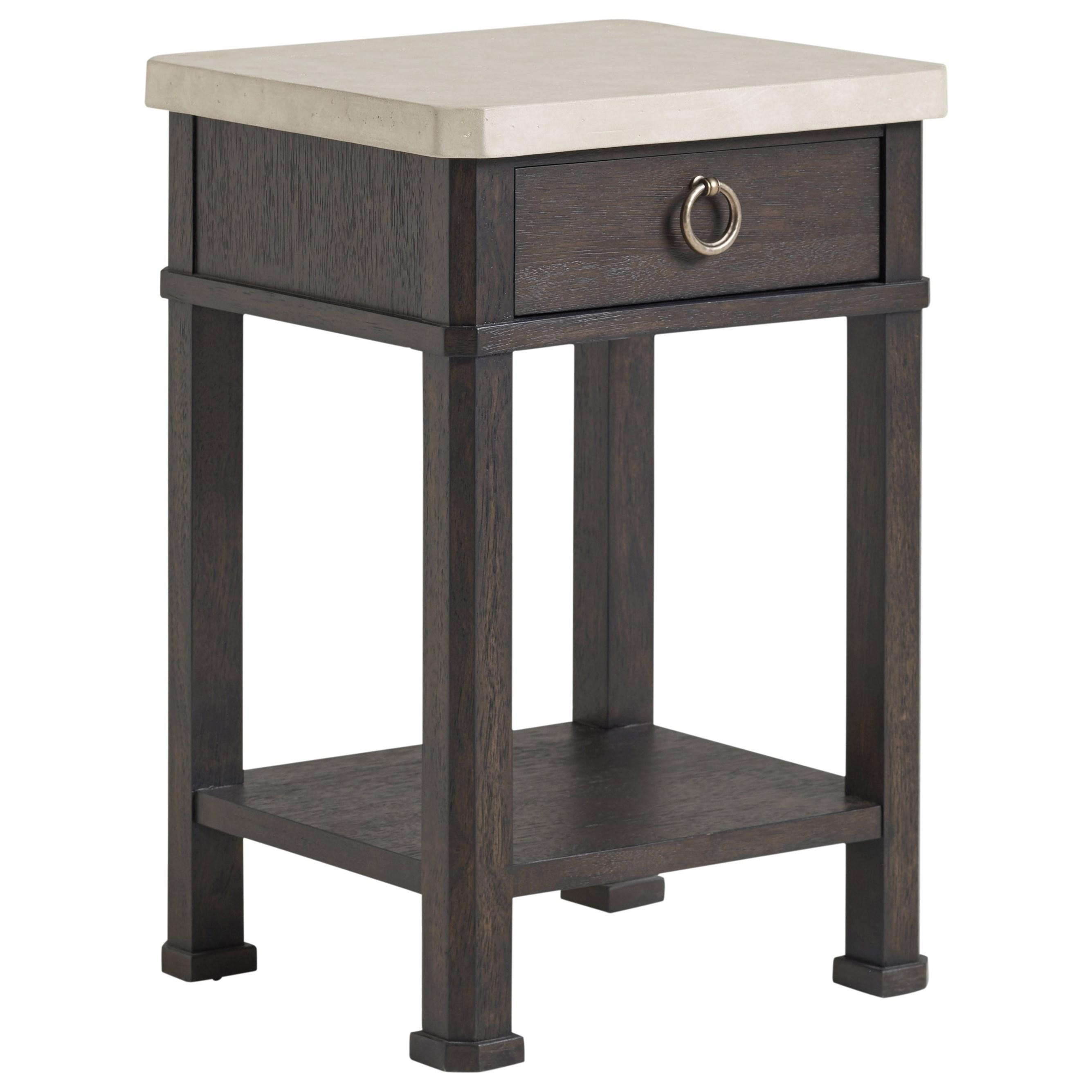Malibu Escondido Night Table by Barclay Butera at Baer's Furniture