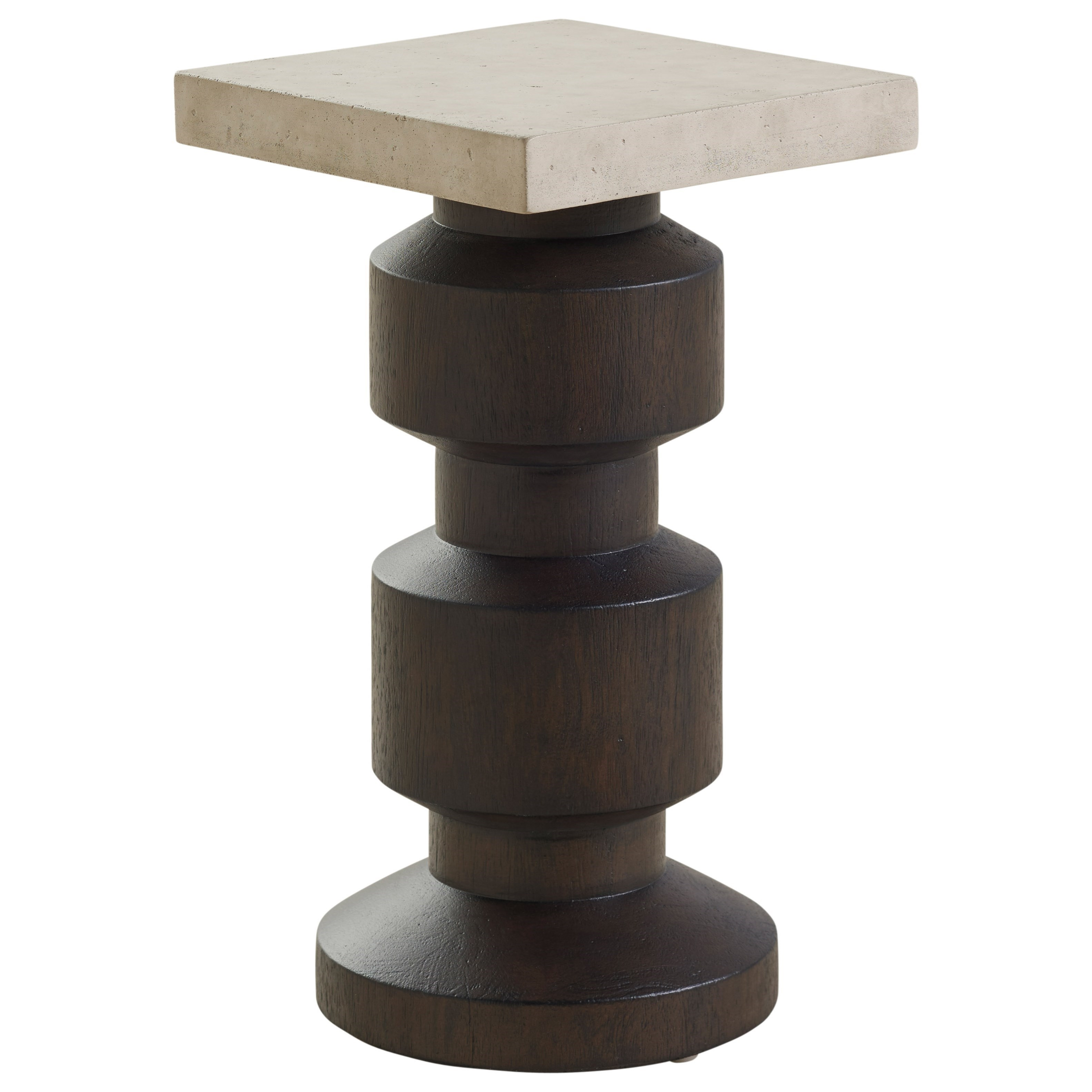 Malibu Calamigos Accent Table by Barclay Butera at Baer's Furniture
