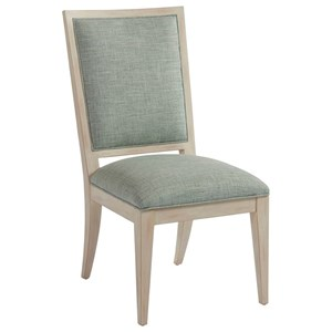 Eastbluff Side Chair in Custom Fabric