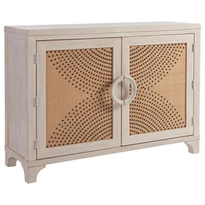 Lido Isle Hailhead Hall Chest with Adjustable Shelving and Wire Management