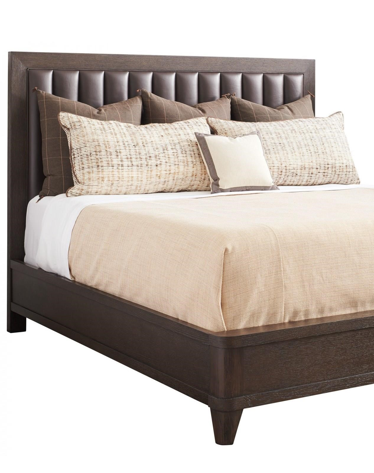 Park City Talisker King Upholstered Headboard  by Barclay Butera at Baer's Furniture