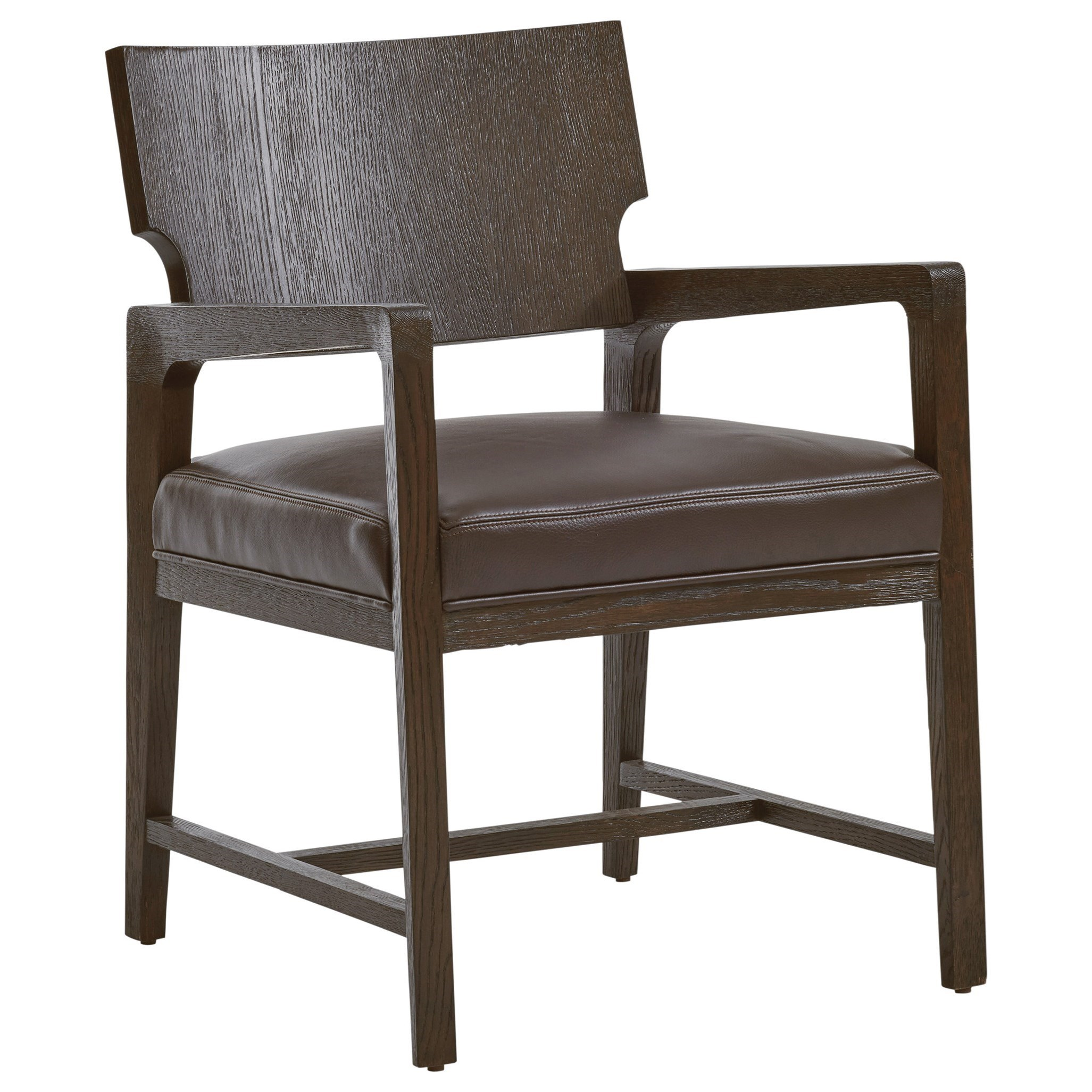 Park City Highland Dining Side Chair by Barclay Butera at Baer's Furniture
