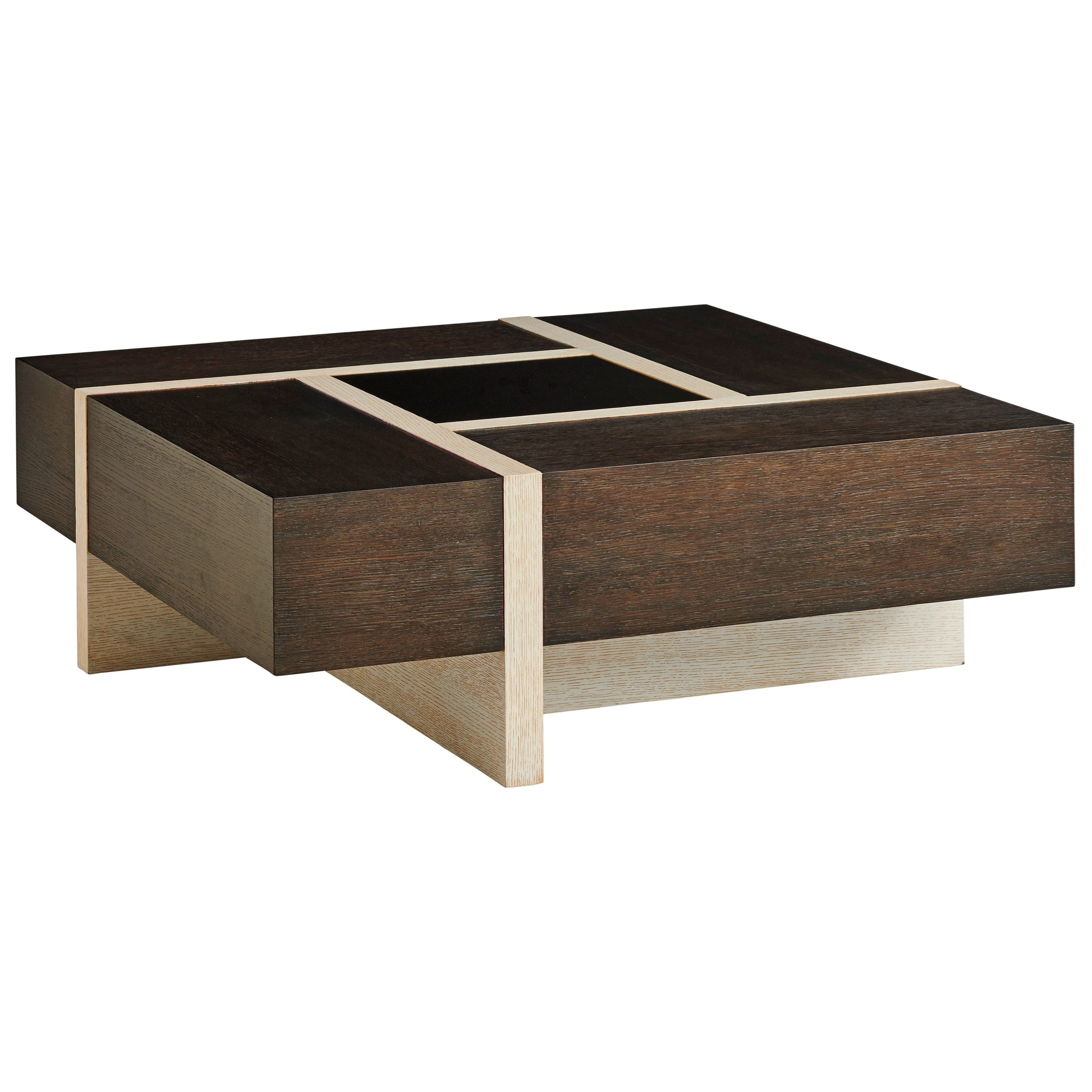 Park City Solace Square Cocktail Table by Barclay Butera at Baer's Furniture
