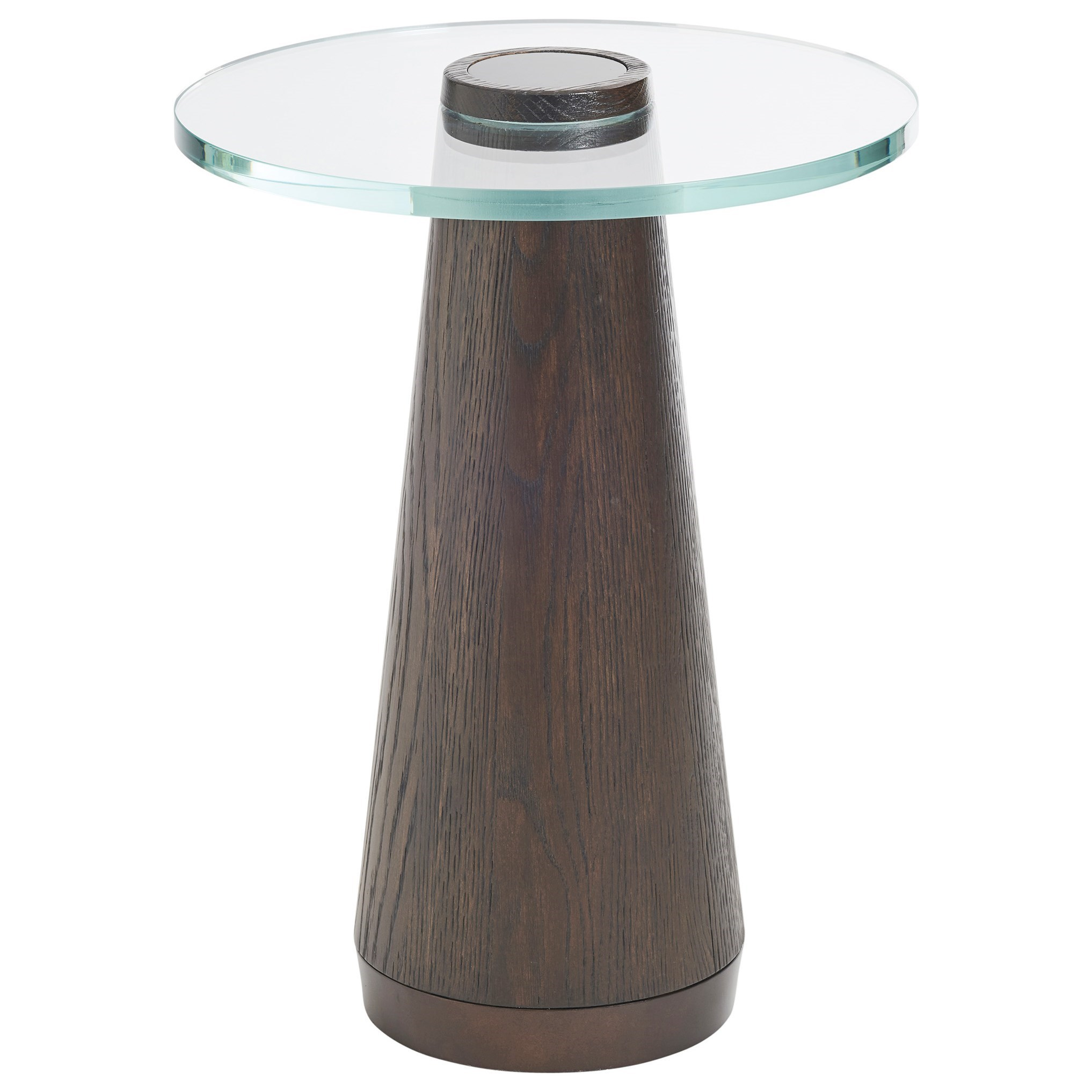 Park City Apex Accent Table by Barclay Butera at Baer's Furniture